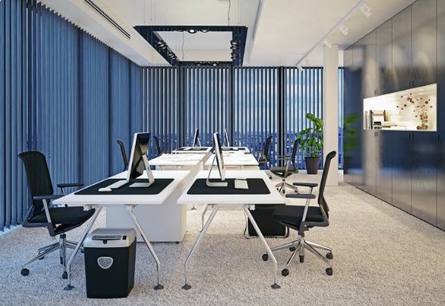 Commercial Office Verticals