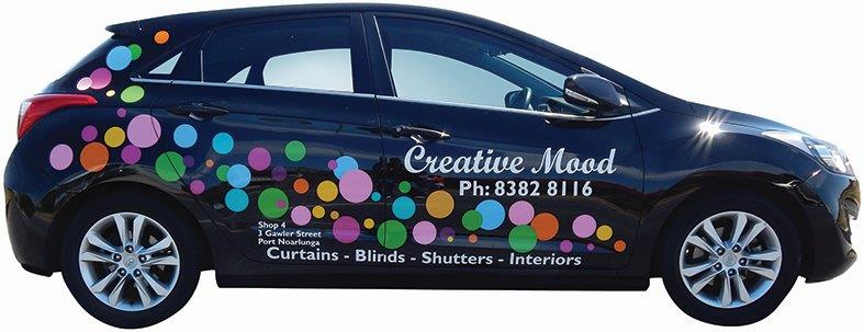Creative Mood Car