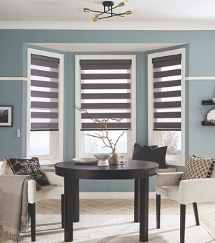 Creative Mood Plantations Dining Room blinds