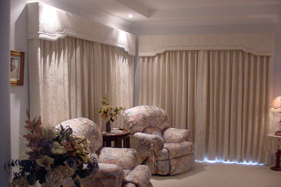 Creative Mood Home Curtains