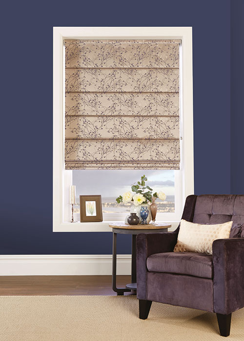 Creative Mood Louvolite Roman Blinds #4